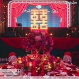 Kiong Art Wedding Event Kuala Lumpur Malaysia Event and Wedding Decoration Company One-stop Wedding Planning Services Wedding Theme Oriental Theme Restaurant LTP Sdn Bhd A04-A72