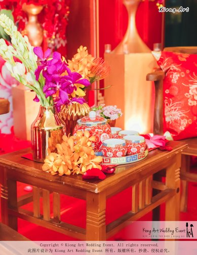 Kiong Art Wedding Event Kuala Lumpur Malaysia Event and Wedding Decoration Company One-stop Wedding Planning Services Wedding Theme Oriental Theme Restaurant LTP Sdn Bhd A04-A82