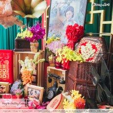 Kiong Art Wedding Event Kuala Lumpur Malaysia Event and Wedding Decoration Company One-stop Wedding Planning Services Wedding Theme Oriental Theme Restaurant LTP Sdn Bhd A04-A89