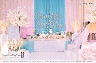 Kiong Art Wedding Event Kuala Lumpur Malaysia Wedding Decoration One-stop Wedding Planning Wedding Theme Fantasy Castle In The Snow Grand Sea View Restaurant A06-A01-03