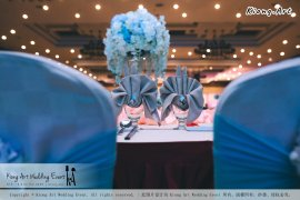 Kiong Art Wedding Event Kuala Lumpur Malaysia Wedding Decoration One-stop Wedding Planning Wedding Theme Fantasy Castle In The Snow Grand Sea View Restaurant A06-A01-07