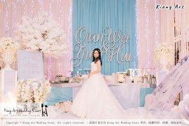 Kiong Art Wedding Event Kuala Lumpur Malaysia Wedding Decoration One-stop Wedding Planning Wedding Theme Fantasy Castle In The Snow Grand Sea View Restaurant A06-A01-16