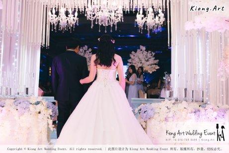 Kiong Art Wedding Event Kuala Lumpur Malaysia Wedding Decoration One-stop Wedding Planning Wedding Theme Fantasy Castle In The Snow Grand Sea View Restaurant A06-A01-18