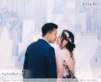 Kiong Art Wedding Event Kuala Lumpur Malaysia Wedding Decoration One-stop Wedding Planning Wedding Theme Fantasy Castle In The Snow Grand Sea View Restaurant A06-A01-21