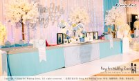 Kiong Art Wedding Event Kuala Lumpur Malaysia Wedding Decoration One-stop Wedding Planning Wedding Theme Fantasy Castle In The Snow Grand Sea View Restaurant A06-A01-24