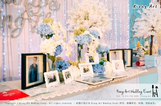 Kiong Art Wedding Event Kuala Lumpur Malaysia Wedding Decoration One-stop Wedding Planning Wedding Theme Fantasy Castle In The Snow Grand Sea View Restaurant A06-A01-25