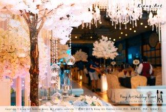 Kiong Art Wedding Event Kuala Lumpur Malaysia Wedding Decoration One-stop Wedding Planning Wedding Theme Fantasy Castle In The Snow Grand Sea View Restaurant A06-A01-29