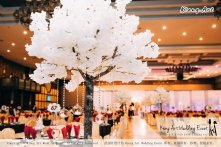 Kiong Art Wedding Event Kuala Lumpur Malaysia Wedding Decoration One-stop Wedding Planning Wedding Theme Fantasy Castle In The Snow Grand Sea View Restaurant A06-A01-30