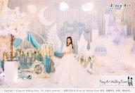 Kiong Art Wedding Event Kuala Lumpur Malaysia Wedding Decoration One-stop Wedding Planning Wedding Theme Fantasy Castle In The Snow Grand Sea View Restaurant A06-A01-31