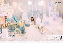 Kiong Art Wedding Event Kuala Lumpur Malaysia Wedding Decoration One-stop Wedding Planning Wedding Theme Fantasy Castle In The Snow Grand Sea View Restaurant A06-A01-31