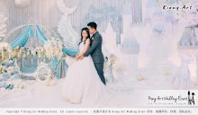Kiong Art Wedding Event Kuala Lumpur Malaysia Wedding Decoration One-stop Wedding Planning Wedding Theme Fantasy Castle In The Snow Grand Sea View Restaurant A06-A01-34