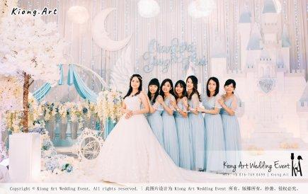 Kiong Art Wedding Event Kuala Lumpur Malaysia Wedding Decoration One-stop Wedding Planning Wedding Theme Fantasy Castle In The Snow Grand Sea View Restaurant A06-A01-39