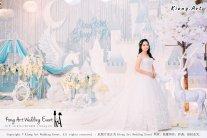 Kiong Art Wedding Event Kuala Lumpur Malaysia Wedding Decoration One-stop Wedding Planning Wedding Theme Fantasy Castle In The Snow Grand Sea View Restaurant A06-A01-40