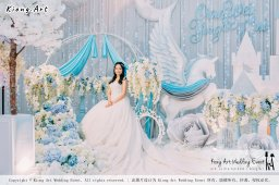 Kiong Art Wedding Event Kuala Lumpur Malaysia Wedding Decoration One-stop Wedding Planning Wedding Theme Fantasy Castle In The Snow Grand Sea View Restaurant A06-A01-43