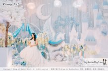 Kiong Art Wedding Event Kuala Lumpur Malaysia Wedding Decoration One-stop Wedding Planning Wedding Theme Fantasy Castle In The Snow Grand Sea View Restaurant A06-A01-44