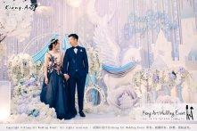 Kiong Art Wedding Event Kuala Lumpur Malaysia Wedding Decoration One-stop Wedding Planning Wedding Theme Fantasy Castle In The Snow Grand Sea View Restaurant A06-A01-49