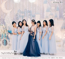 Kiong Art Wedding Event Kuala Lumpur Malaysia Wedding Decoration One-stop Wedding Planning Wedding Theme Fantasy Castle In The Snow Grand Sea View Restaurant A06-A01-51