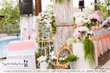 Kiong Art Wedding Event Kuala Lumpur Malaysia Wedding Decoration One-stop Wedding Planning Wedding Theme Romantic Garden Wedding Kluang Container Swimming Pool Homestay A05-A01-010