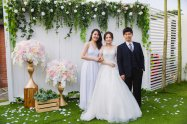 Kiong Art Wedding Event Kuala Lumpur Malaysia Wedding Decoration One-stop Wedding Planning Wedding Theme Romantic Garden Wedding Kluang Container Swimming Pool Homestay A05-A01-113
