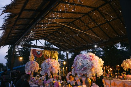 Kiong Art Wedding Event Kuala Lumpur Malaysia Wedding Decoration One-stop Wedding Planning Wedding Theme Romantic Garden Wedding Kluang Container Swimming Pool Homestay A05-A01-117