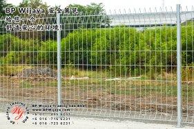 BP Wijaya Trading Sdn Bhd 马来西亚 彭亨 关丹 淡马鲁 文德甲 安全 篱笆 制造商 提供 篱笆 建筑材料 给 发展商 花园 公寓 住家 工厂 果园 社会 安全藩篱 建设 A01-55