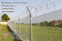 BP Wijaya Trading Sdn Bhd Malaysia Pahang Kuantan Temerloh Mentakab Manufacturer of Safety Fences Building Materials for Housing Construction Site Industial Security Fencing Factory A01-16