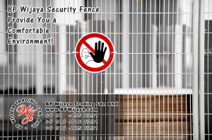 BP Wijaya Trading Sdn Bhd Malaysia Pahang Kuantan Temerloh Mentakab Manufacturer of Safety Fences Building Materials for Housing Construction Site Industial Security Fencing Factory A01-03