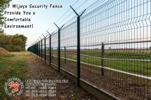 BP Wijaya Trading Sdn Bhd Malaysia Pahang Kuantan Temerloh Mentakab Manufacturer of Safety Fences Building Materials for Housing Construction Site Industial Security Fencing Factory A01-23