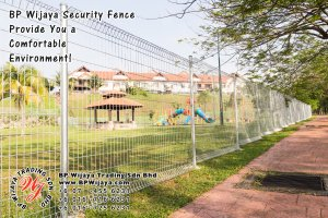 BP Wijaya Trading Sdn Bhd Malaysia Pahang Kuantan Temerloh Mentakab Manufacturer of Safety Fences Building Materials for Housing Construction Site Industial Security Fencing Factory A01-26