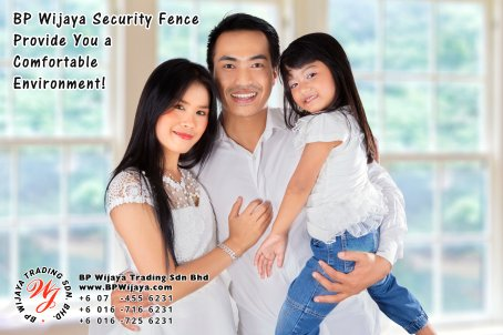 BP Wijaya Trading Sdn Bhd Malaysia Pahang Kuantan Temerloh Mentakab Manufacturer of Safety Fences Building Materials for Housing Construction Site Industial Security Fencing Factory A01-38