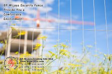 BP Wijaya Trading Sdn Bhd Malaysia Pahang Kuantan Temerloh Mentakab Manufacturer of Safety Fences Building Materials for Housing Construction Site Industial Security Fencing Factory A01-48
