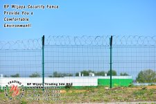 BP Wijaya Trading Sdn Bhd Malaysia Pahang Kuantan Temerloh Mentakab Manufacturer of Safety Fences Building Materials for Housing Construction Site Industial Security Fencing Factory A01-49