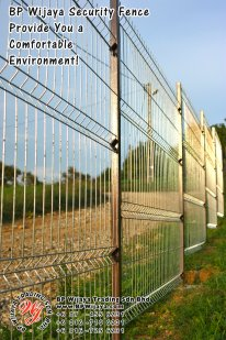 BP Wijaya Trading Sdn Bhd Malaysia Pahang Kuantan Temerloh Mentakab Manufacturer of Safety Fences Building Materials for Housing Construction Site Industial Security Fencing Factory A01-59