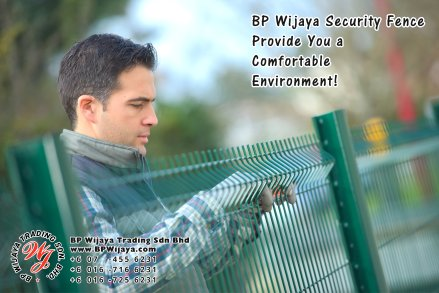 BP Wijaya Trading Sdn Bhd Malaysia Pahang Kuantan Temerloh Mentakab Manufacturer of Safety Fences Building Materials for Housing Construction Site Industial Security Fencing Factory A01-62