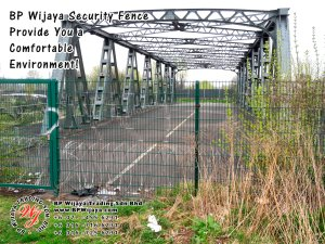 BP Wijaya Trading Sdn Bhd Malaysia Pahang Kuantan Temerloh Mentakab Manufacturer of Safety Fences Building Materials for Housing Construction Site Industial Security Fencing Factory A01-63