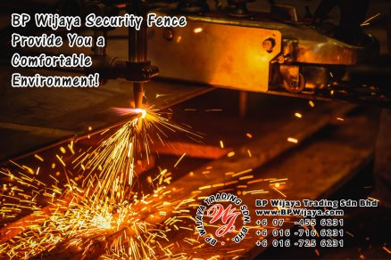 BP Wijaya Trading Sdn Bhd Malaysia Pahang Kuantan Temerloh Mentakab Manufacturer of Safety Fences Building Materials for Housing Construction Site Industial Security Fencing Factory A01-66