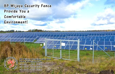 BP Wijaya Trading Sdn Bhd Malaysia Pahang Kuantan Temerloh Mentakab Manufacturer of Safety Fences Building Materials for Housing Construction Site Industial Security Fencing Factory A01-67