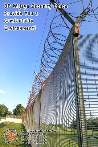 BP Wijaya Trading Sdn Bhd Malaysia Pahang Kuantan Temerloh Mentakab Manufacturer of Safety Fences Building Materials for Housing Construction Site Industial Security Fencing Factory A01-70