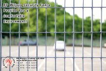 BP Wijaya Trading Sdn Bhd Malaysia Pahang Kuantan Temerloh Mentakab Manufacturer of Safety Fences Building Materials for Housing Construction Site Industial Security Fencing Factory A01-72
