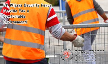 BP Wijaya Trading Sdn Bhd Malaysia Pahang Kuantan Temerloh Mentakab Manufacturer of Safety Fences Building Materials for Housing Construction Site Industial Security Fencing Factory A01-78