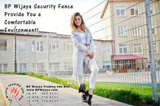BP Wijaya Trading Sdn Bhd Malaysia Pahang Kuantan Temerloh Mentakab Manufacturer of Safety Fences Building Materials for Housing Construction Site Industial Security Fencing Factory A01-83