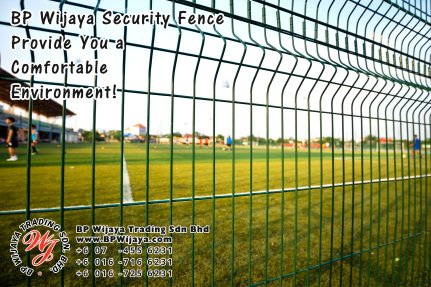 BP Wijaya Trading Sdn Bhd Malaysia Pahang Kuantan Temerloh Mentakab Manufacturer of Safety Fences Building Materials for Housing Construction Site Industial Security Fencing Factory A01-84