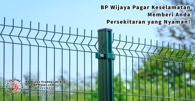 BP Wijaya Trading Sdn Bhd Malaysia Pahang Kuantan Temerloh Mentakab Pengeluar Pagar Keselamatan Pagar Taman Bangunan dan Kilang dan Rumah untuk Bandar Pemborong Pagar A00-01