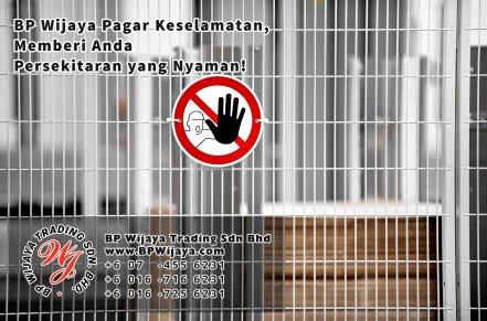 BP Wijaya Trading Sdn Bhd Malaysia Pahang Kuantan Temerloh Mentakab Pengeluar Pagar Keselamatan Pagar Taman Bangunan dan Kilang dan Rumah untuk Bandar Pemborong Pagar A01-03