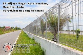 BP Wijaya Trading Sdn Bhd Malaysia Pahang Kuantan Temerloh Mentakab Pengeluar Pagar Keselamatan Pagar Taman Bangunan dan Kilang dan Rumah untuk Bandar Pemborong Pagar A01-11