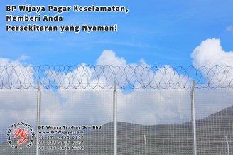 BP Wijaya Trading Sdn Bhd Malaysia Pahang Kuantan Temerloh Mentakab Pengeluar Pagar Keselamatan Pagar Taman Bangunan dan Kilang dan Rumah untuk Bandar Pemborong Pagar A01-15