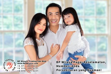 BP Wijaya Trading Sdn Bhd Malaysia Pahang Kuantan Temerloh Mentakab Pengeluar Pagar Keselamatan Pagar Taman Bangunan dan Kilang dan Rumah untuk Bandar Pemborong Pagar A01-38