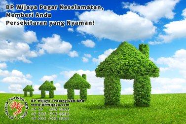 BP Wijaya Trading Sdn Bhd Malaysia Pahang Kuantan Temerloh Mentakab Pengeluar Pagar Keselamatan Pagar Taman Bangunan dan Kilang dan Rumah untuk Bandar Pemborong Pagar A01-41
