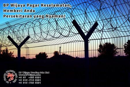 BP Wijaya Trading Sdn Bhd Malaysia Pahang Kuantan Temerloh Mentakab Pengeluar Pagar Keselamatan Pagar Taman Bangunan dan Kilang dan Rumah untuk Bandar Pemborong Pagar A01-45