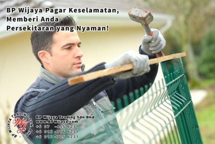 BP Wijaya Trading Sdn Bhd Malaysia Pahang Kuantan Temerloh Mentakab Pengeluar Pagar Keselamatan Pagar Taman Bangunan dan Kilang dan Rumah untuk Bandar Pemborong Pagar A01-47